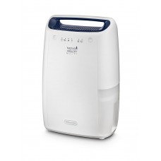 DeLonghi DEX12 White Dehumidifier