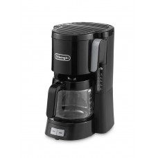 DeLonghi ICM15240BK Filter & Coffee Maker