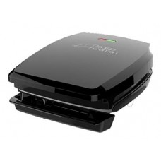 George Foreman 23410 Compact 3-Portion Grill