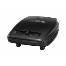 George Foreman 23411 Compact 3-Portion Grill