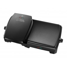 George Foreman 23450 10-Portion Entertaining Grill and Griddle