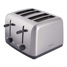 Kenwood TTM480 Scene Silver Toaster