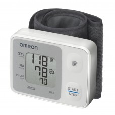 Omron RS2 HEM-6161-E Wrist blood pressure monitor