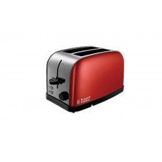 Russell Hobbs 18781 Dorchester 2-Slice Red Toaster