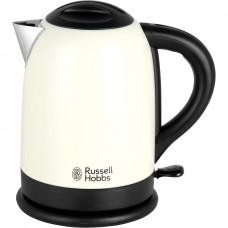 Russell Hobbs 20094 Cream Dorchester Kettle
