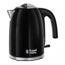 Russell Hobbs 20413 Colour Plus Black Kettle