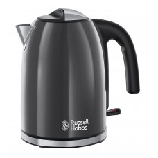 Russell Hobbs 20414 Colour Plus Grey Kettle