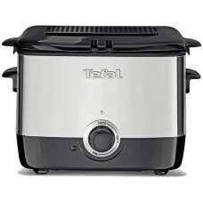 Tefal FF220040 Stainless Steel Mini Deep Fryer
