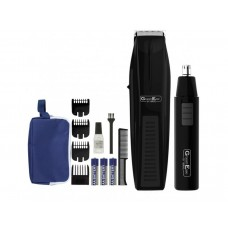 Wahl 5537-6317 GroomEase Beard and Personal Trimmer Set