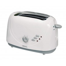 Wahl ZX515 2-Slice White Toaster
